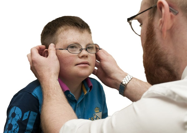 Childrens-frames-fitting-opticians-blantyre